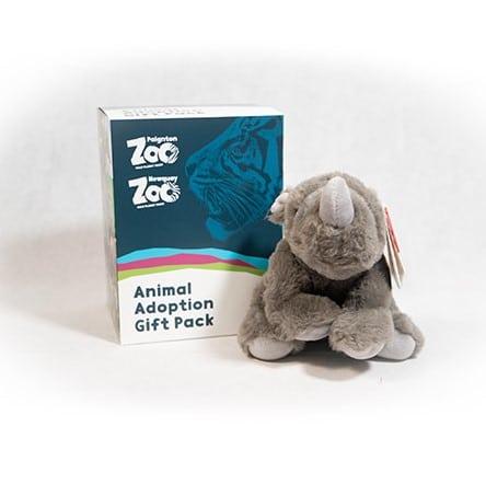Rhino junior adoption box